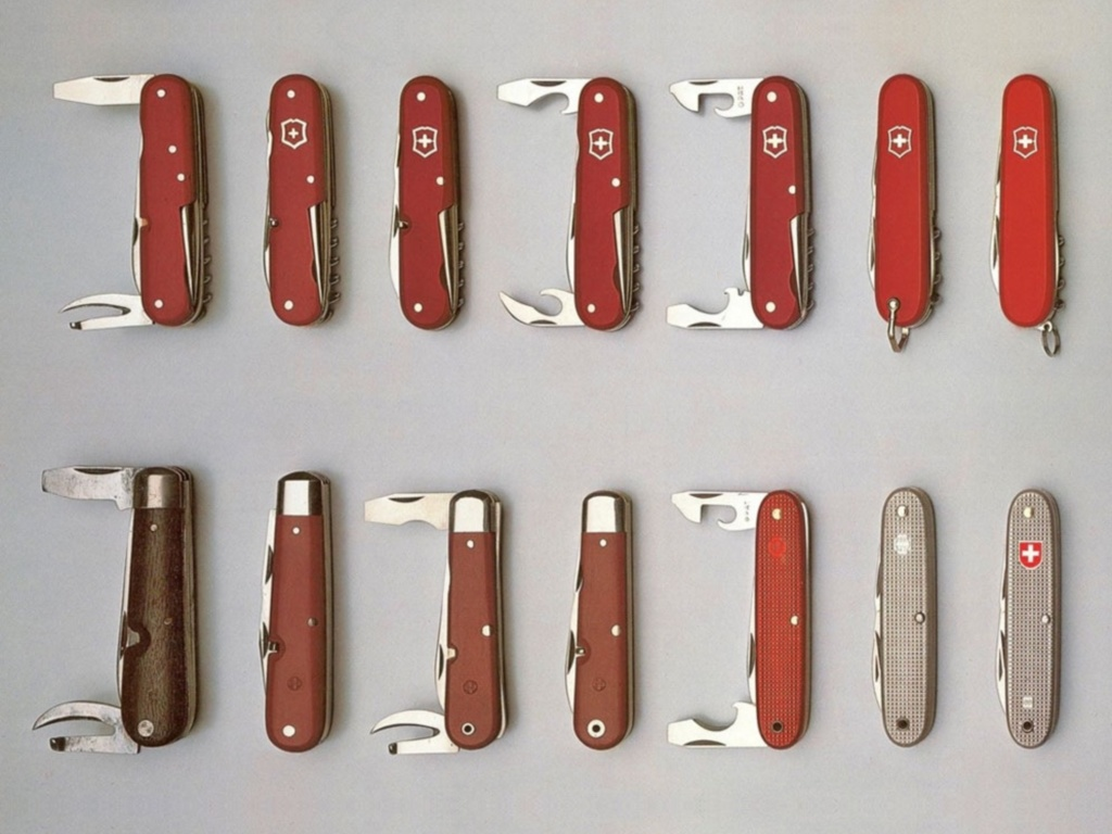 History Of The Swiss Army Knife The New Artemis