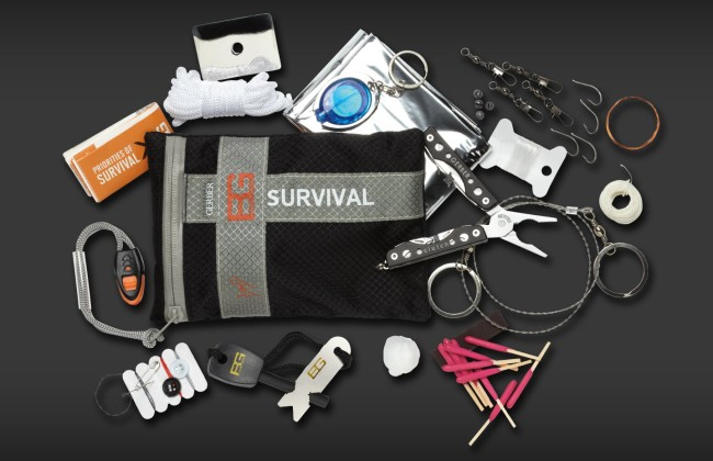 Small survival first aid kit 2014