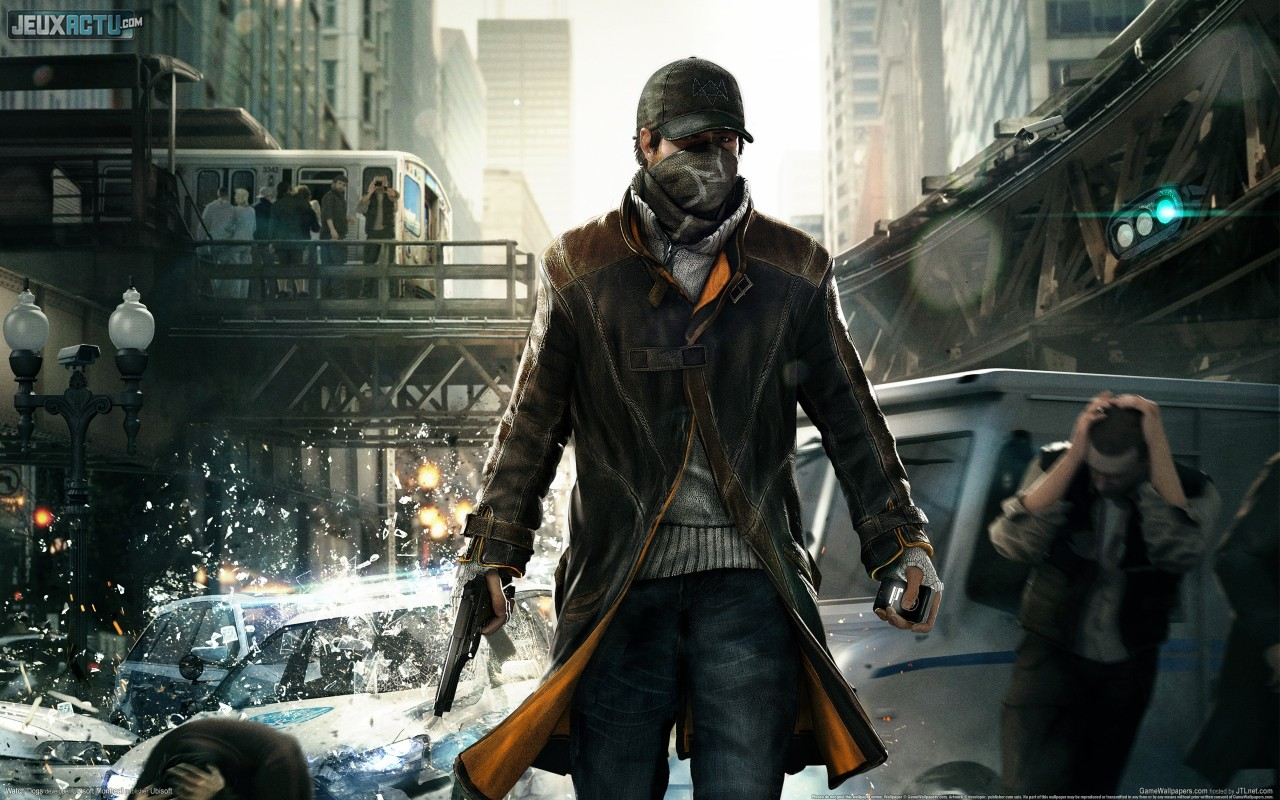 Watch Dogs Game Wallpaper Hd Hd Video Game Wallpaper Game Wallpaper